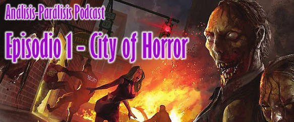 Podcast 1 - City of Horror