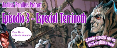 Podcast 3 - Especial Terrinoth
